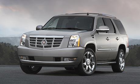 Cadillac Escalade: eskalace síly