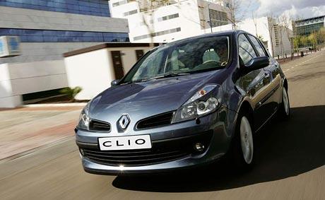 Evropským autem roku 2006 je Renault Clio