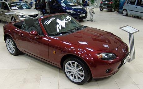 Nová Mazda MX-5 dorazila na český trh