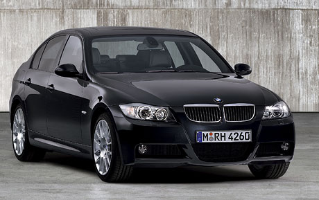 World Car of the Year 2006: BMW 3