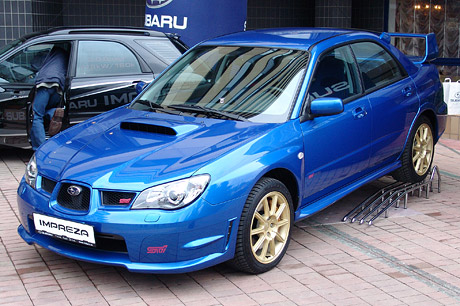 Subaru věří české koruně a snižuje ceny