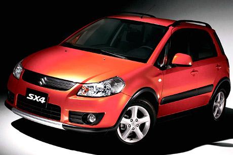 Suzuki SX4 na českém trhu: od 299.000,-Kč