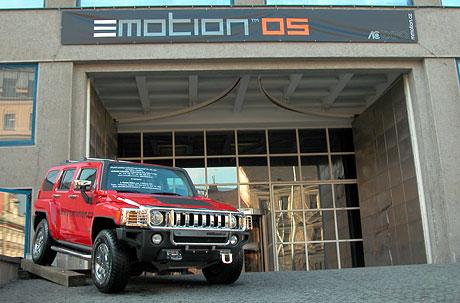 Fotogalerie z výstavy mmotion 05