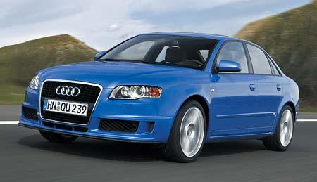 Nové naftové motory pro Audi A4