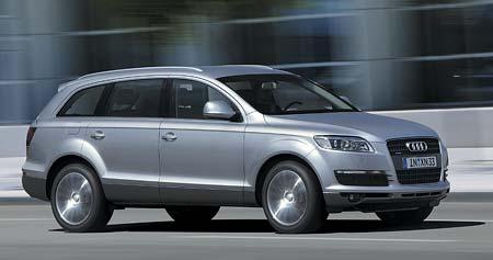 Audi Q7 v �esku: ceny od milionu a p�l