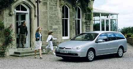 Citroën C5 2.2 HDI Biturbo za 811.000,-Kč