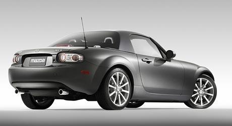 Mazda MX-5: technika podrobně