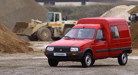 Citroën C15 končí po 21 letech výroby