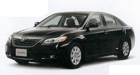 Nová Toyota Camry: premiéra v Detroitu