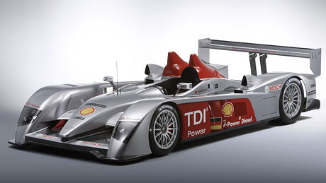 Nové Audi R10: V12 TDI pro 24hodin v Le Mans