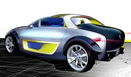 Nissan URGE: auto s tváří motorky