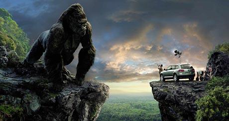 Touareg Kong - silný jako King Kong
