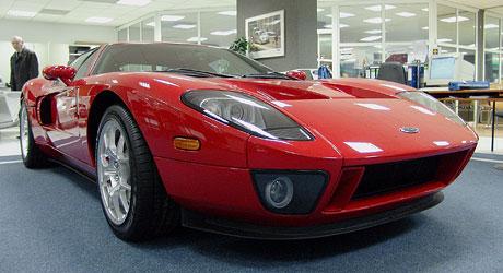 Tip na V�noce: Ford GT za 6.812.000,-K�