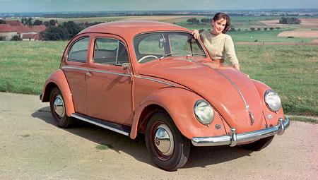 Volkswagen Brouk slaví šedesátiny