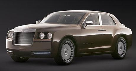 O výrobě Chrysleru Imperial se rozhodne v nejbližší době
