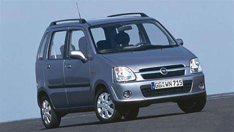 Leden m�s�c slev: Opel Agila Viva za 209.900,-K�