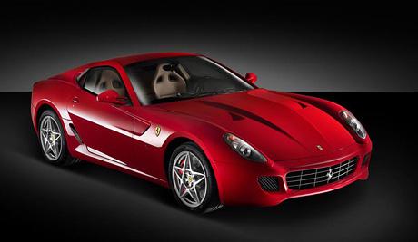 Ferrari 599 GTB: nejsilnější V12 ze stáje Ferrari