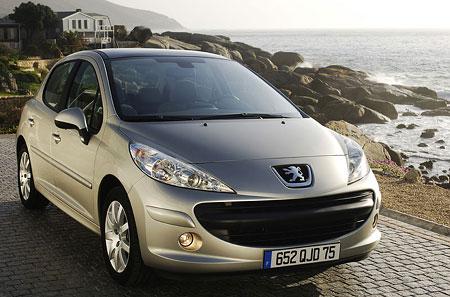 Peugeot 207: lví dorost se představí v Ženevě
