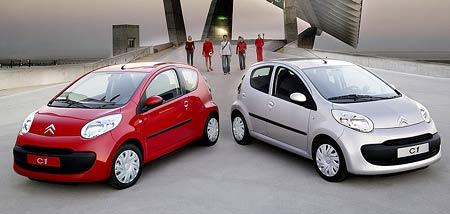 Citroën C1: podrobné informace o autě z Kolína