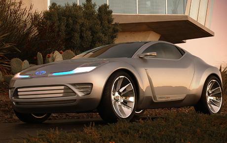 Ford Reflex: vznětový hybrid jako nástupce Probe?