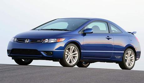Honda Civic a Ridgeline – americký sen