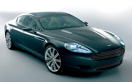 Aston Martin Rapide jde do výroby