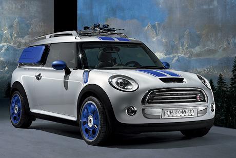 Mini Concept Detroit: třetí variace na téma nové Mini