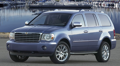 Chrysler Aspen: velká posila