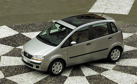 Fiat plánuje návrat mezi nejžádanější dovážené značky v Německu