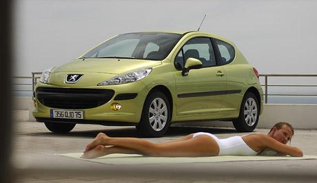 Nový Peugeot 207: nástupce bestselleru oficiálně