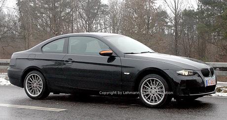 Spy photos: BMW 3 jako kupé i kabrio a Z4M