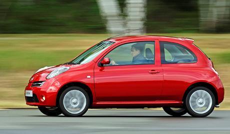 Nissan Micra 160SR v prodeji za 410.900,-Kč