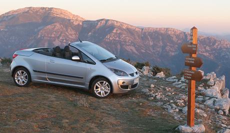Colt CZC: nové coupe-cabrio v Ženevě