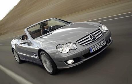 Mercedes-Benz SL: omlazený elegán