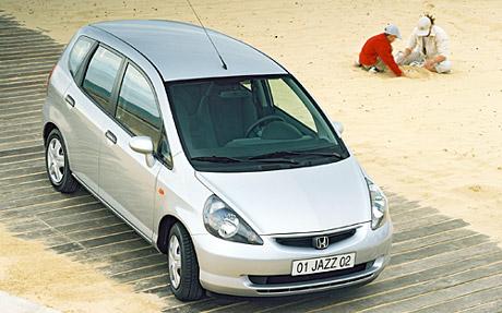 Honda v Evropě: prodejní rekord v roce 2005
