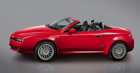 Alfa Romeo Spider: Miss Ženeva