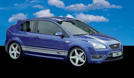Wolf Ford Focus ST – adrenalin na vzestupu