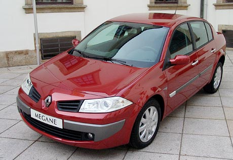 Renault Megane 2006: ceny na českém trhu