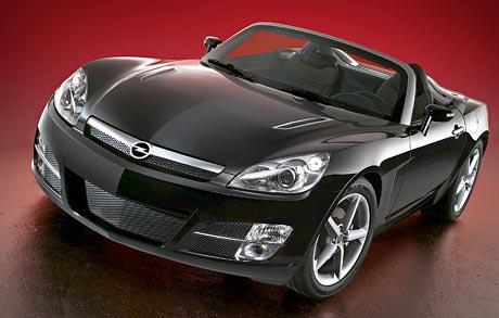 Opel GT žije