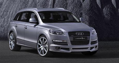 Nothelle Audi Q7 – další svalovec