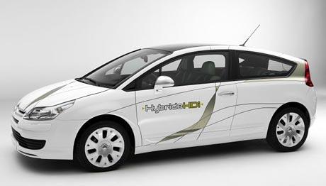PSA Peugeot Citroën: Hybride HDi