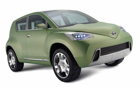 Toyota Yaris T-Sport, studie Urban Cruiser a další novinky