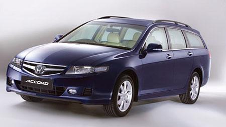Honda Accord 2006: za více peněz více muziky