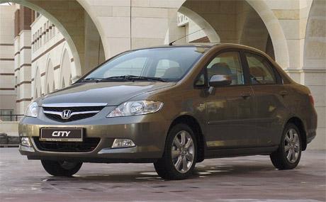 Honda City na českém trhu: ceny od 339 900 Kč