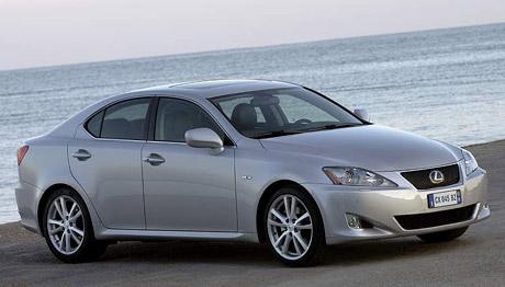 Nový Lexus IS na českém trhu od 899 tisíc Kč