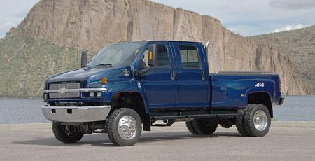 Pick-up Day: Chevrolet Kodiak C4500 MTE