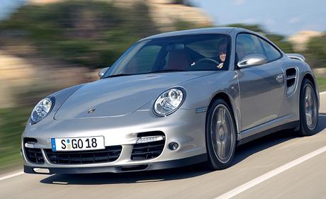 Nové Porsche 911 Turbo: oficiální fotografie a informace