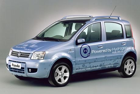 Fiat Panda Hydrogen: i v Itálii myslí na budoucnost