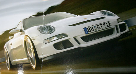 Porsche 911 GT3: jde to i bez turba!