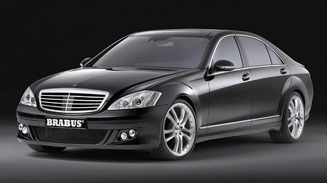 BRABUS S V12 S Biturbo: S600 co umí 340 km/h